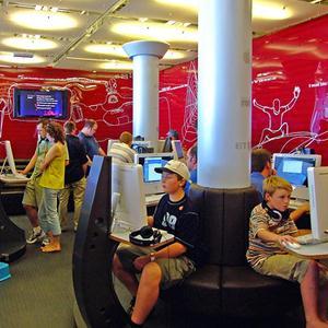 Интернет-кафе Богатых Сабов