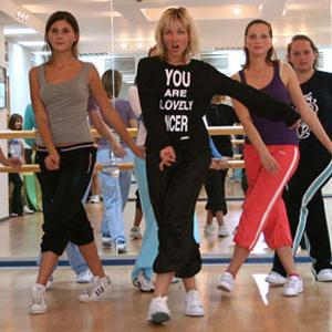 Школы танцев Богатых Сабов