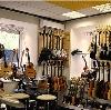Музыкальные магазины в Богатых Сабах