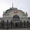 Железнодорожные вокзалы в Богатых Сабах